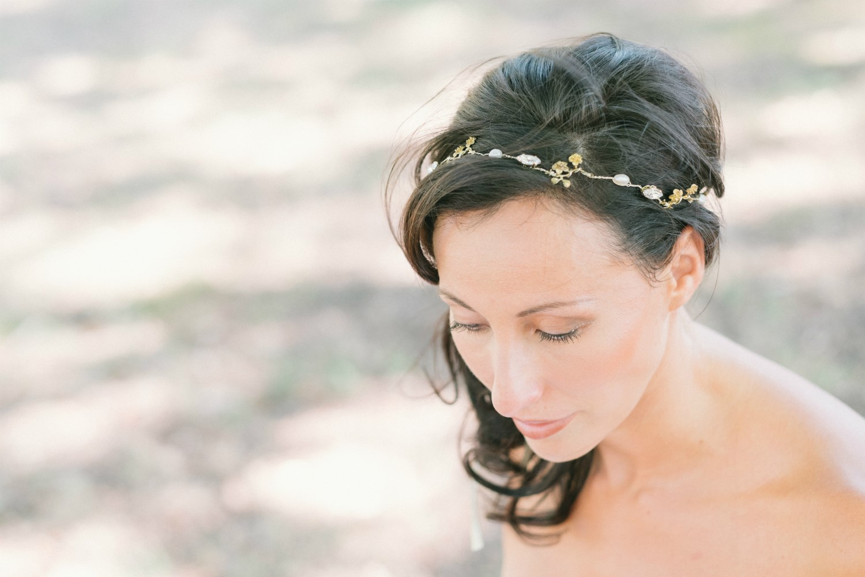 bijou de tete pour mariage